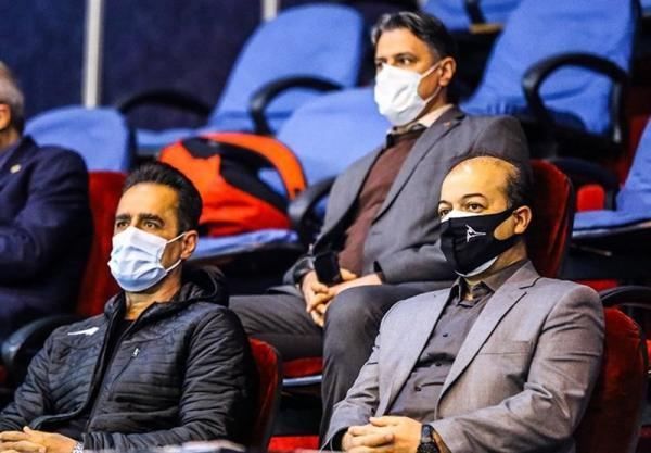 عسکری: با انجام عمل جراحی، هادی پور المپیک را از دست می داد، تلاش می کنیم آرمین را در قهرمانی آسیا در ترکیب داشته باشیم